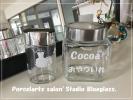 ガラスの文化祭‐ココア 2018.4.3